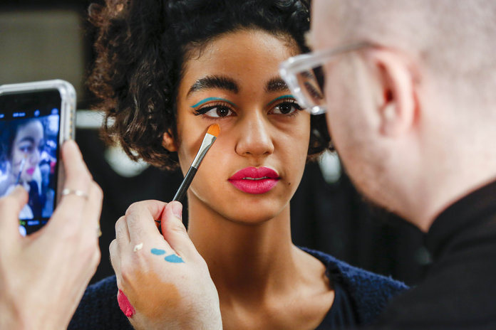 5 Genius Beauty Hacks We Picked Up Backstage At NYFW