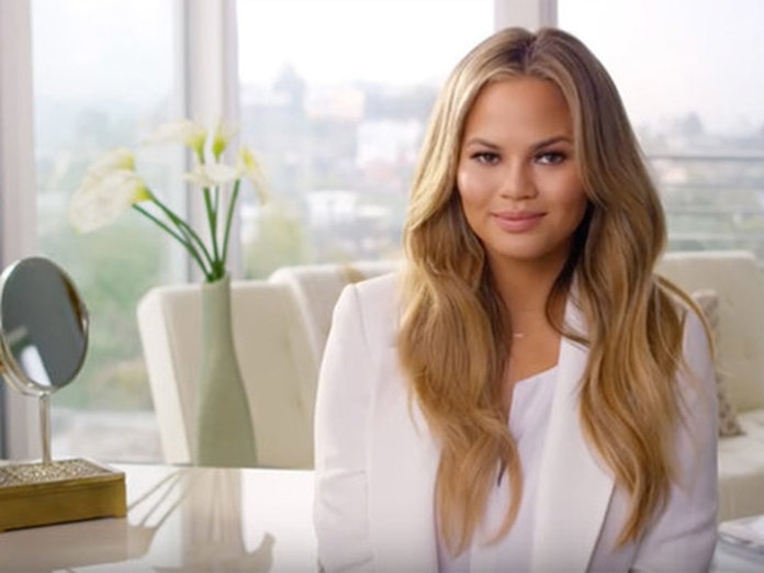 Chrissy Teigen On Her Throwback Beauty Regrets + Best Ever Hairstyles