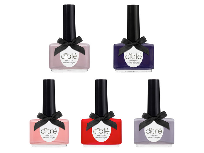 Free With Our March Issue: One Of These Gorgeous Ciaté London Nail Polishes