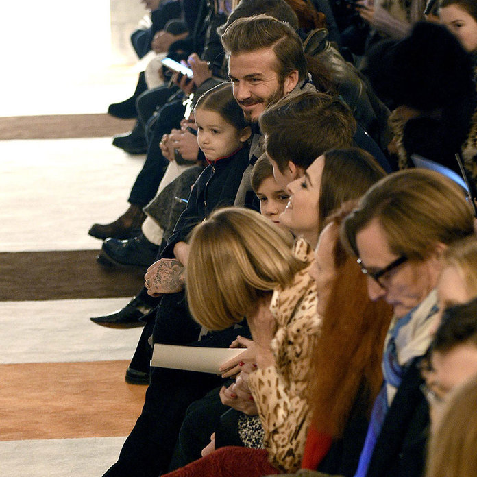 12 Times Harper Beckham Was Totally 'Whatevs'
