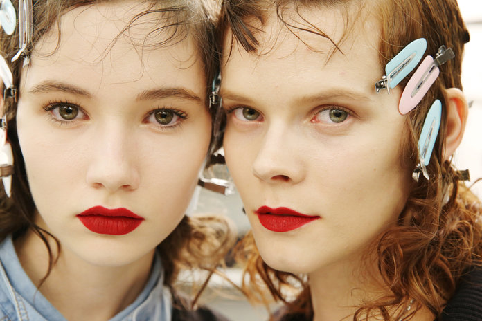 Meet The New Matte Lip That Ruled Backstage at MFW