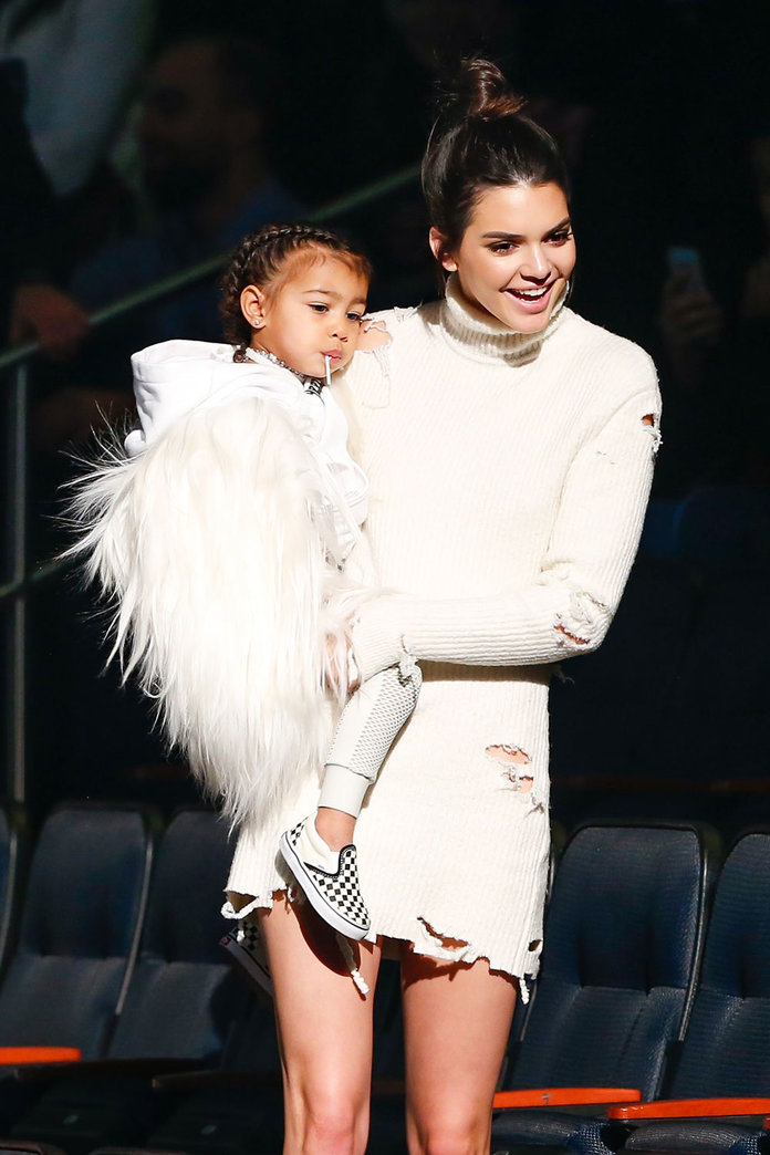 24 Times North West Was JUST The Sassiest