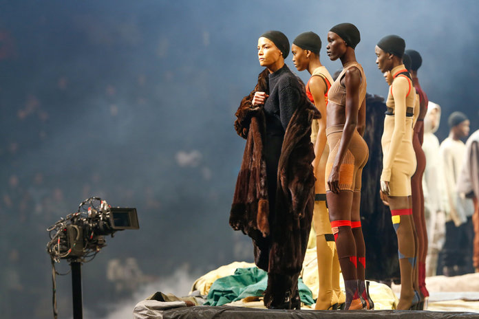 The Life Of Kanye: 24 Insane Things We're Talking About After Yeezy Season 3