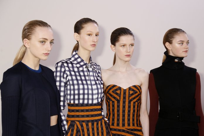 5 Reasons Victoria Beckham Is THE Backstage Pass Of New York Fashion Week