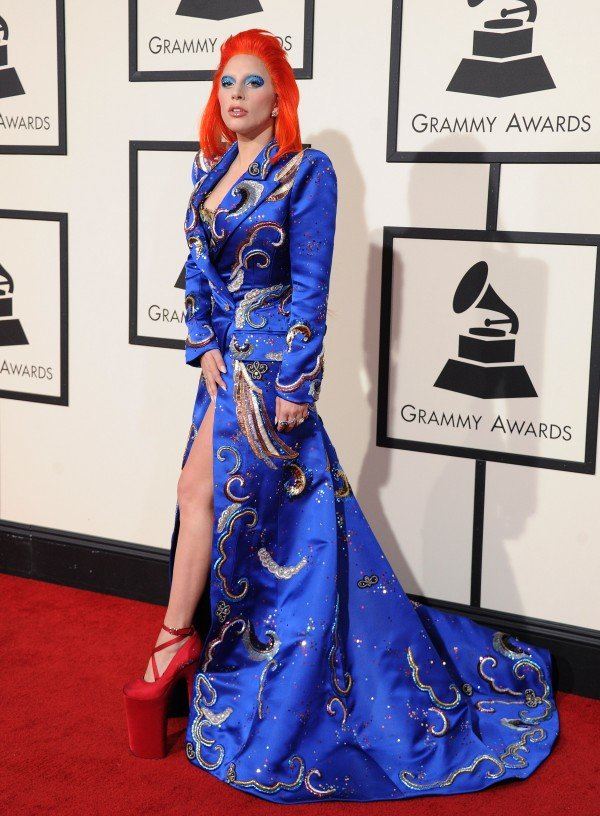 Bowie, Beyonce and Burgers: 15 Reasons Why The 2016 Grammy Awards Were Unmissable