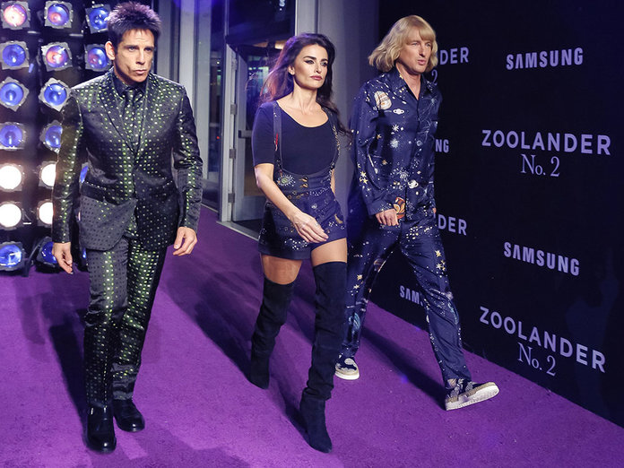 Why Zoolander 2 Was The Most #Fashion Premiere Of All Time