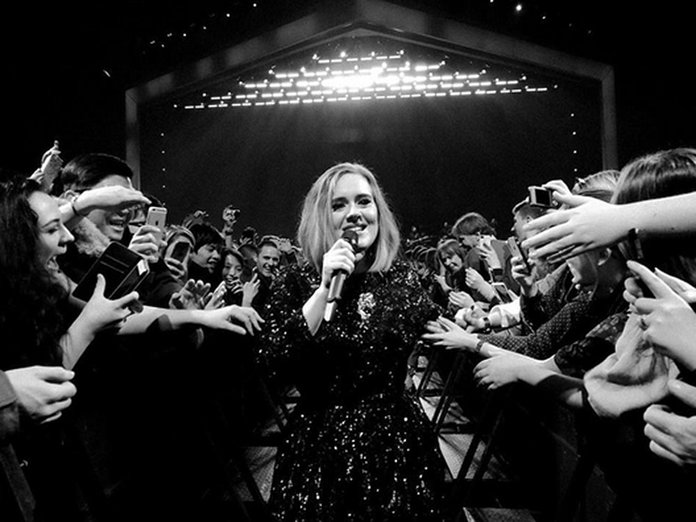 18 Moments From Adele's Tour That'll Totally Make You Smile