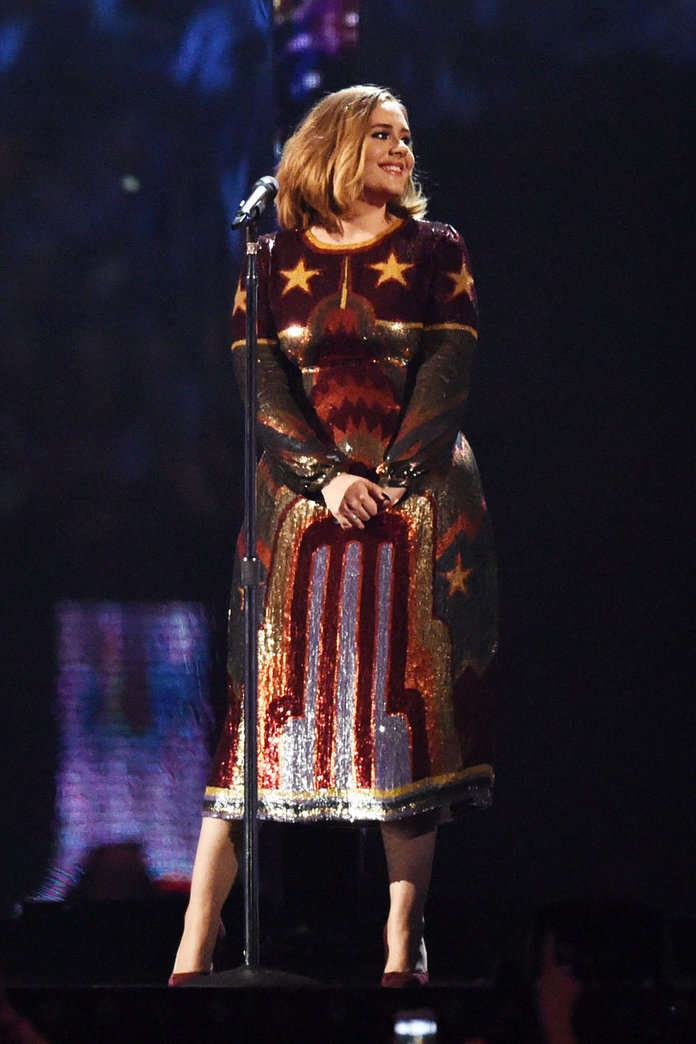 Adele Sang A Moving Tribute To Brussels Last Night