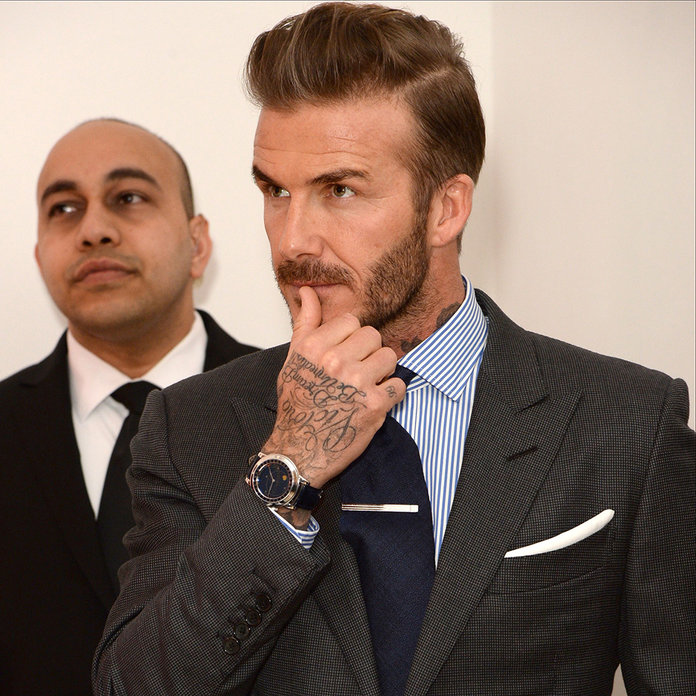 New Ink Alert! How Are We Feeling About David Beckham's Latest Tattoo?