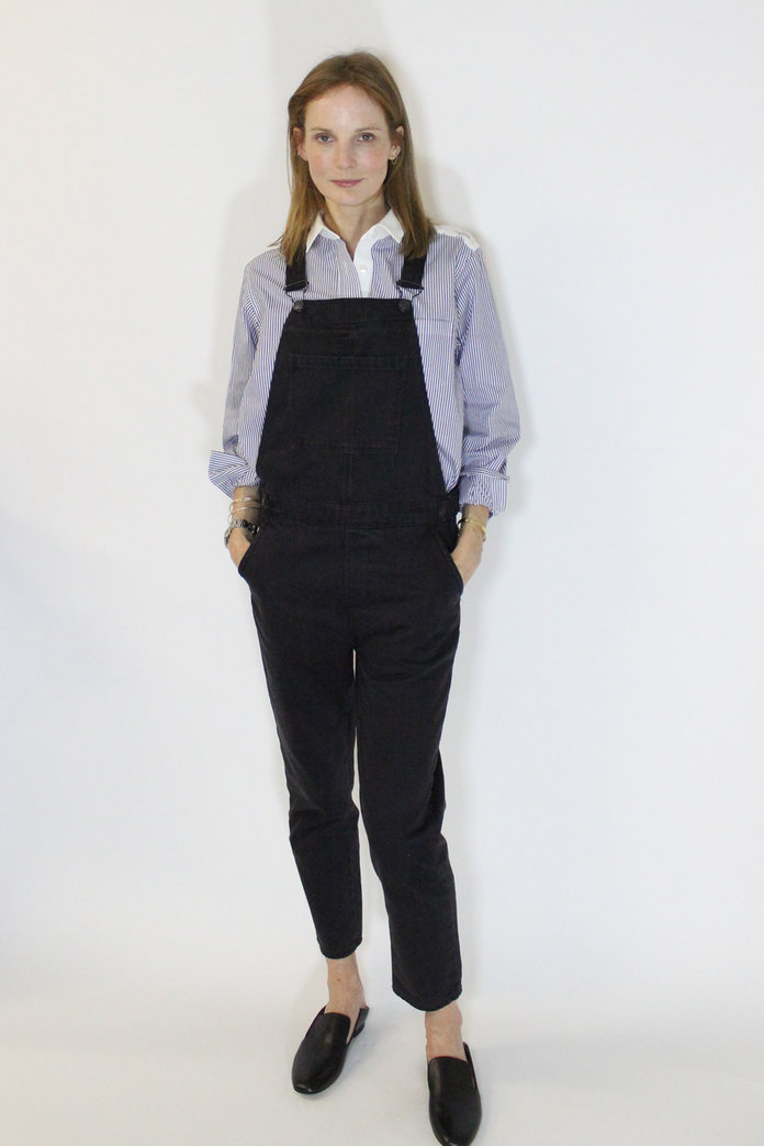 Arabella On: What To Wear Under Dungarees