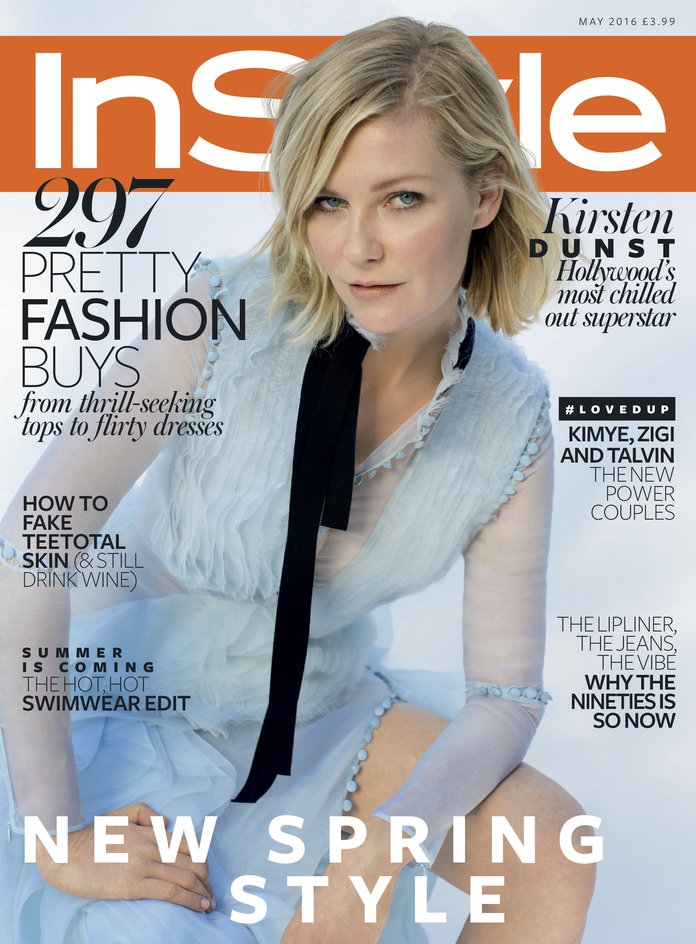 EXCLUSIVE: Meet Our Gorgeous May Cover Star Kirsten Dunst