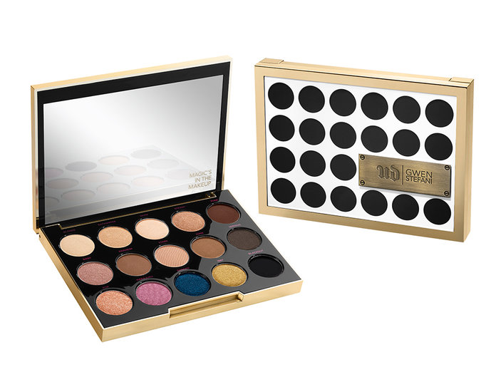 Win The Entire Gwen Stefani Urban Decay Collection With #InStyleVIP