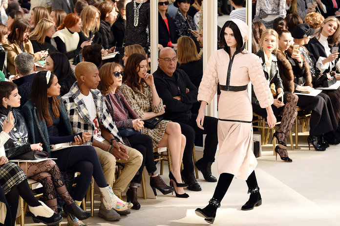 Chanel Goes Back To Basics (Kind Of) For AW16