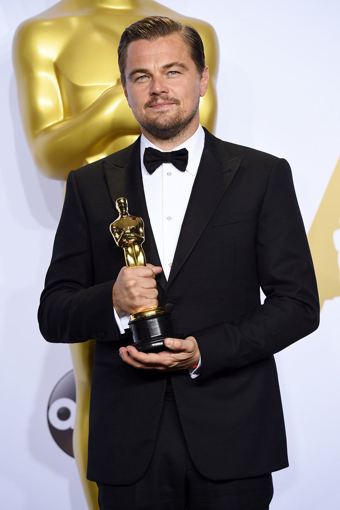FINALLY! What Leonardo DiCaprio Did After His Long-Awaited Oscar Win...