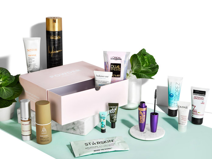 #InStyleVIP: Win Over £110 Worth Of Beauty Products With Powder's New Beauty Drawer