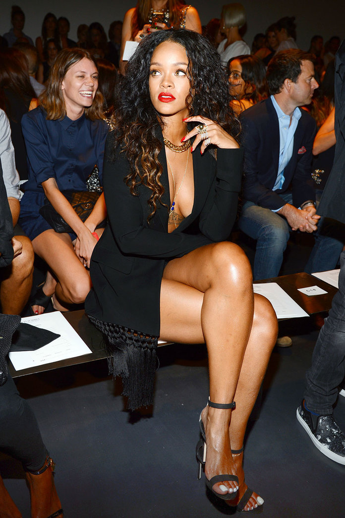 Rihanna x Manolo Blahnik: The New Shoe Collab We're All Talking About...