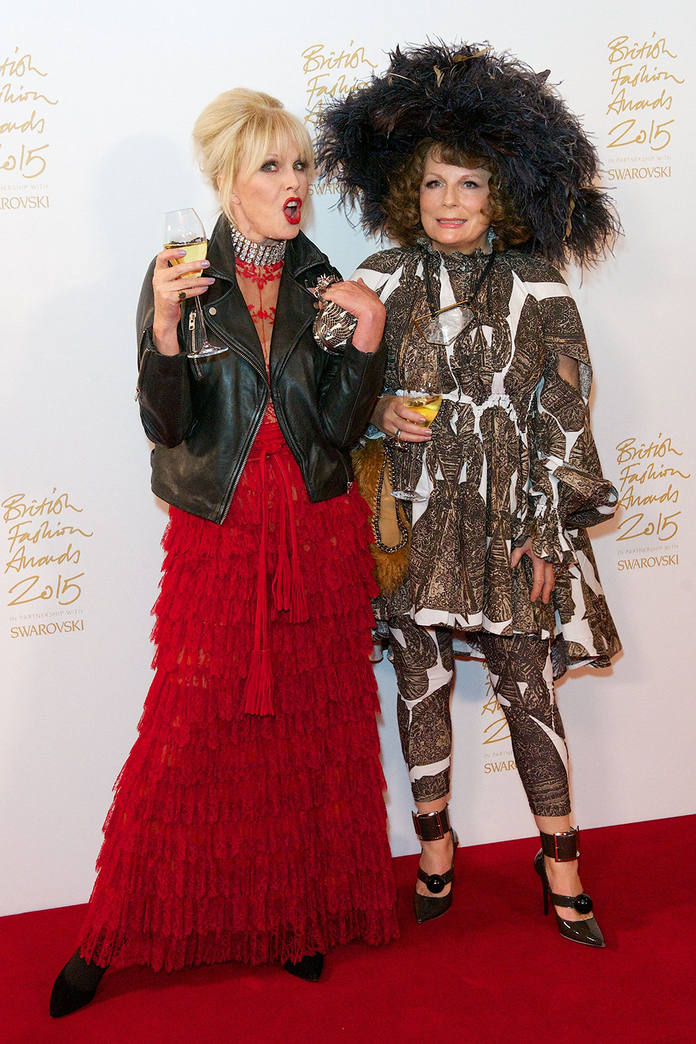 Kylie Is 'Over The Moon' - And So Are We. Why We Can't WAIT For The Ab Fab Movie