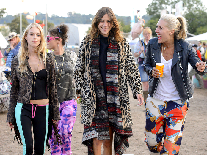Dress Like Your Favourite Festival Icon With These Key Pieces