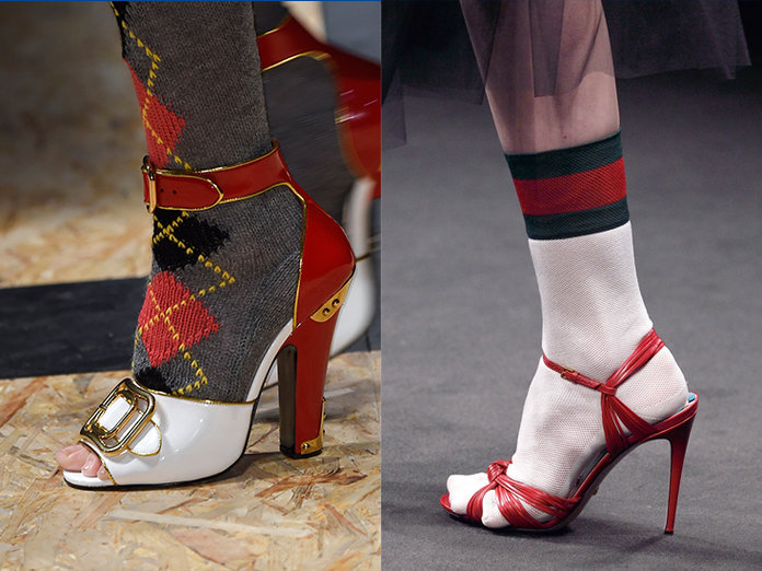 Arabella On: How To Wear Ankle Socks And Heels