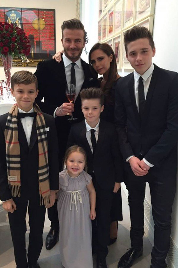 Victoria Beckham's 10 Cutest #ProudMum Moments