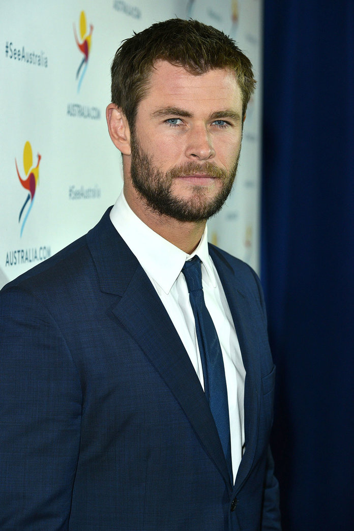 18 Times We Thought We Were Actually In Love With Chris Hemsworth