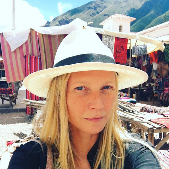 Gwyneth Paltrow Lets Herself Get Stung By Bees…For Beauty?!