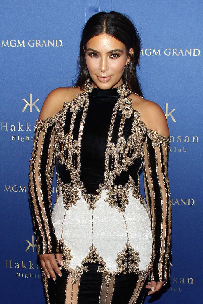 Kim Kardashian On Diamond Earrings, Sex In The Cinema And Going Commando