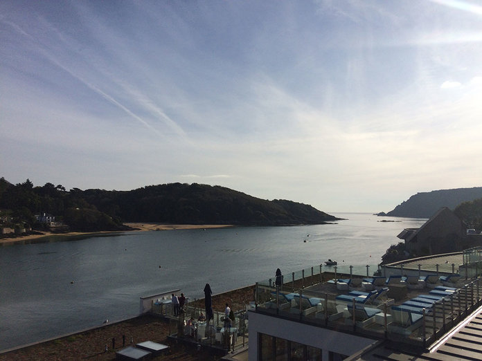 What Happened When Team InStyle Went To Salcombe Harbour Hotel
