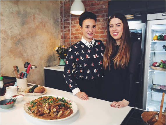 Watch Gizzi Erskine Show Us How To Make The Ultimate Chicken Satay Salad