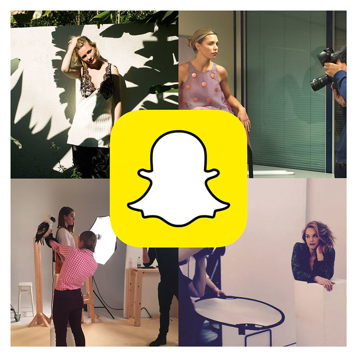 Team InStyle Has Joined Snapchat!