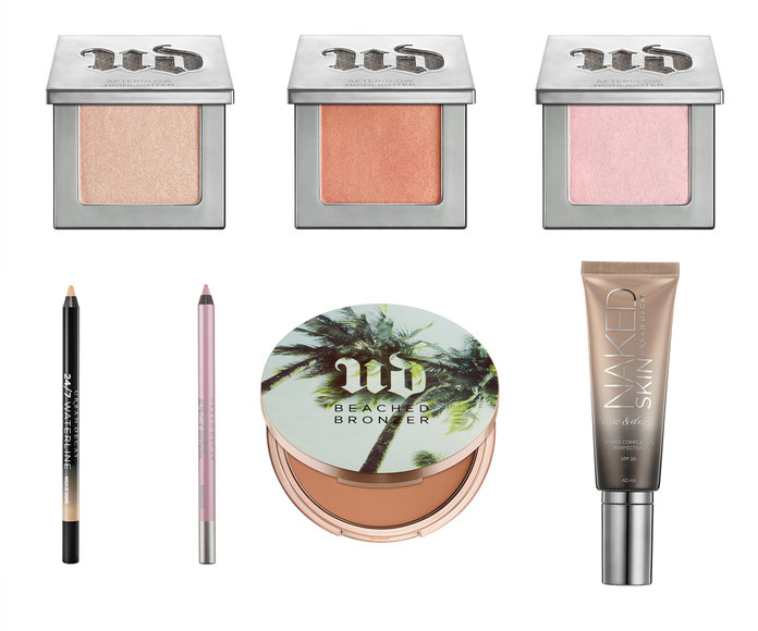 #InStyleVIP: Win Over £130 Worth Of Urban Decay Make-Up From Their Summer Collection