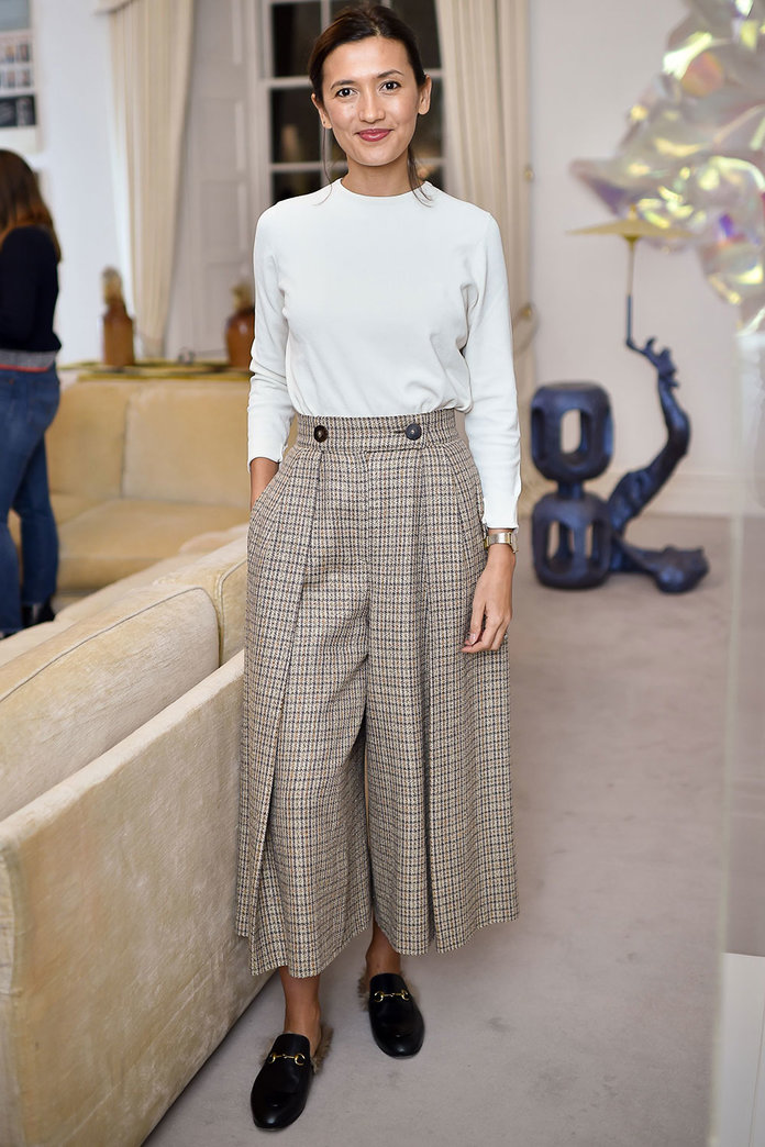 What Shoes To Wear With Culottes So You Don't Look Totally ...