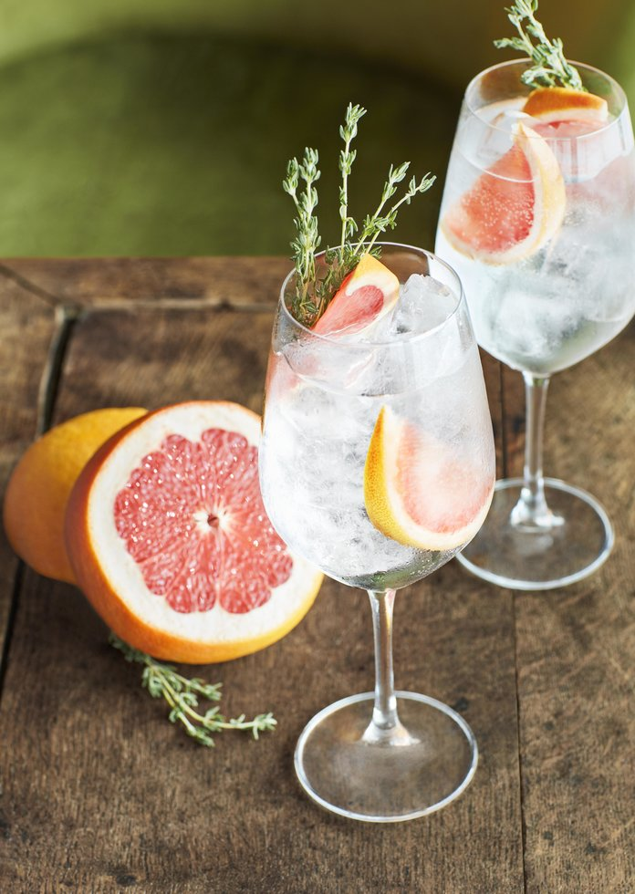 A Guilt Free Cocktail? Yep, You Read That Correctly...