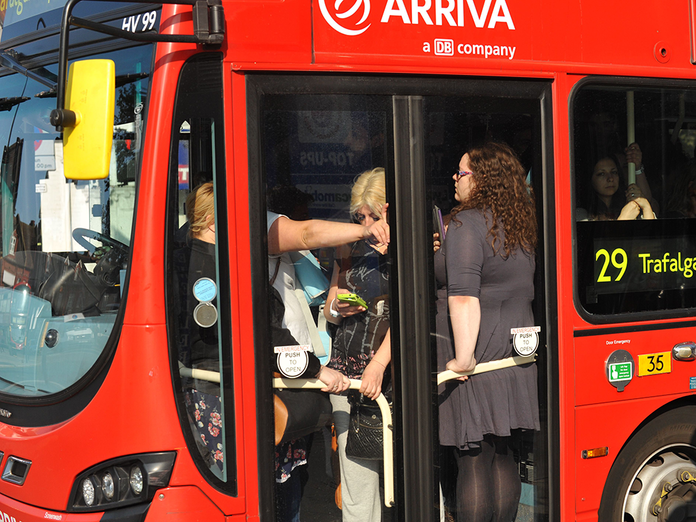 13 Things You'll Only Know If You Take The Bus To Work