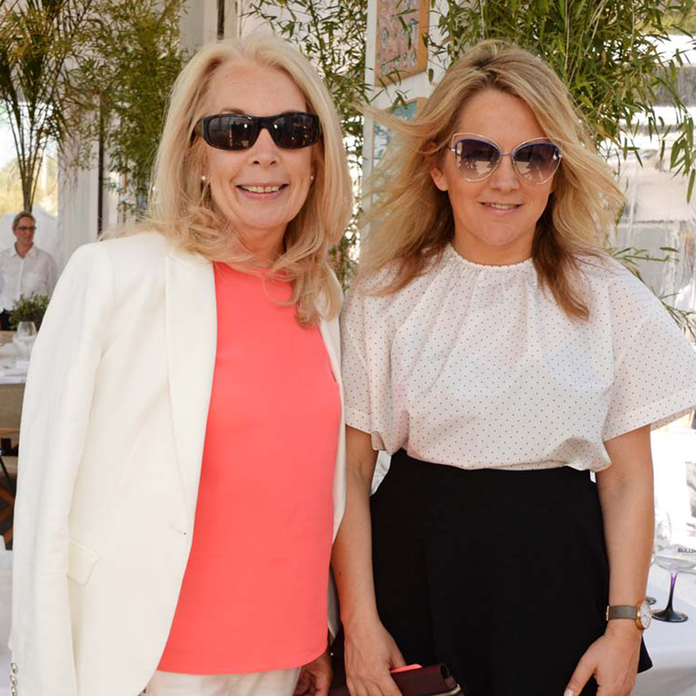 What Happened When Team InStyle Hosted An Exclusive Lunch In Cannes?
