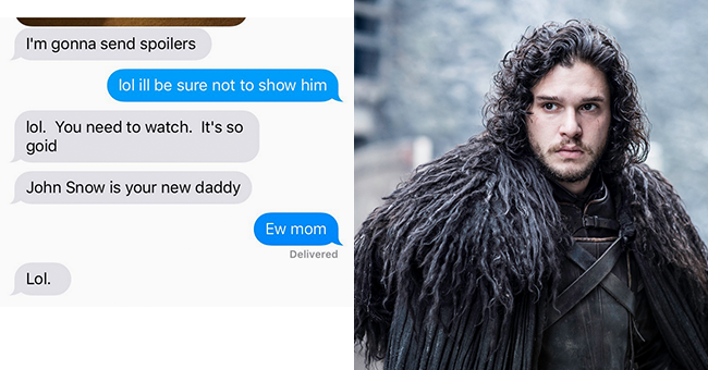 Mum 'Game Of Thrones' Commentary = Funniest Thing Ever