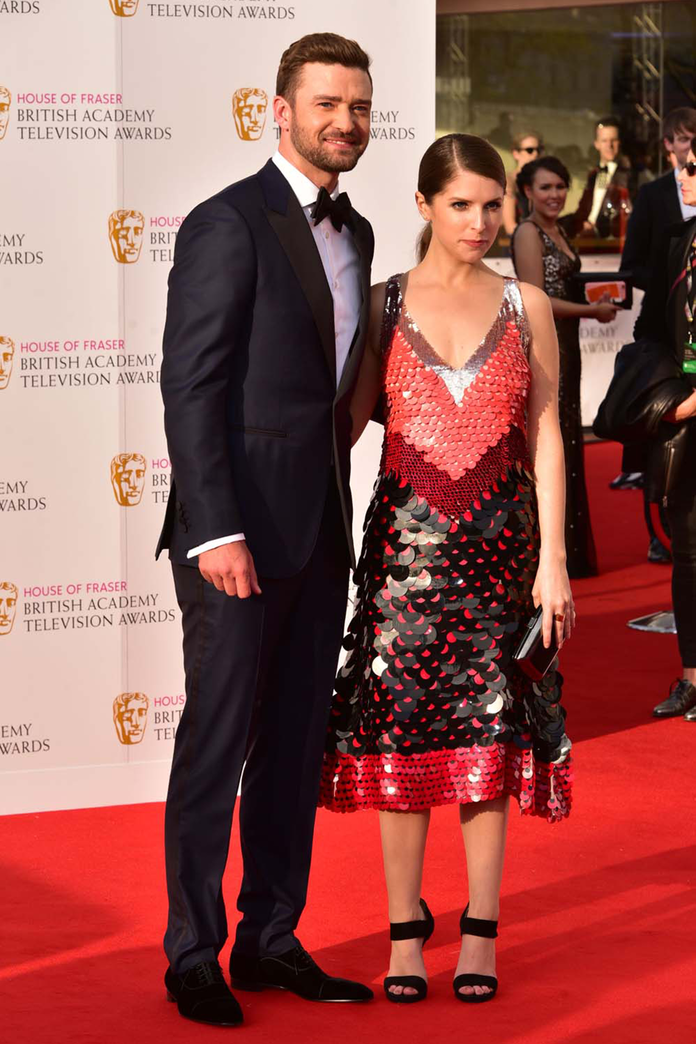 TV BAFTAs 2016: JT, Hiddlesbum & The Best From The Red Carpet