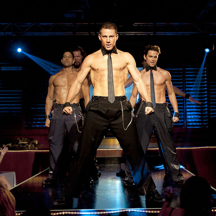 7 Magic Mike Gifs You NEED For Your Commute Home (You're Welcome)