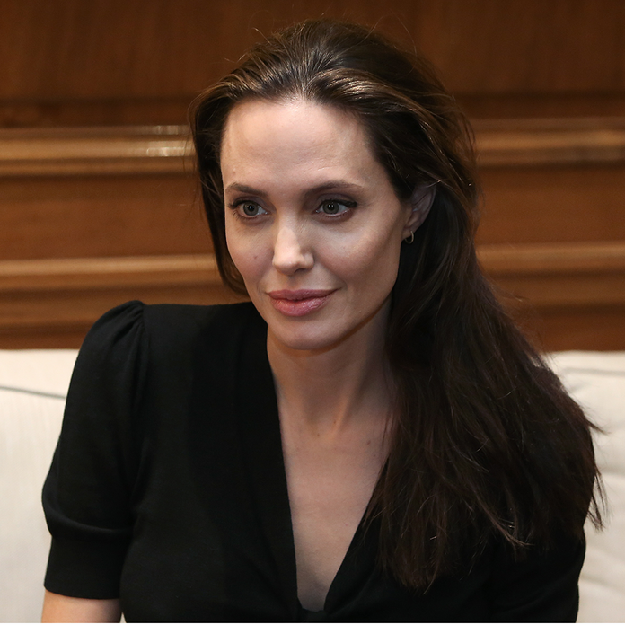 Uh, Prof Angelina Jolie? Team InStyle Discuss Their Dream Teachers' Lounge...