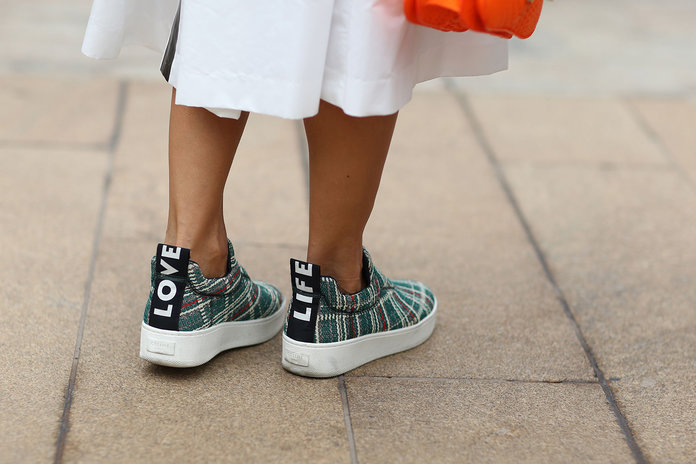 Yes, You CAN Wear Trainers To Work