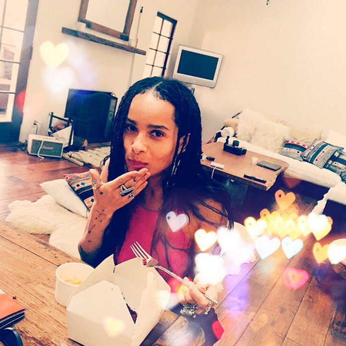 EXCLUSIVE: How To Make Zoë Kravitz's Signature Sandwich Recipe (Yes, Really)