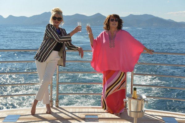 Let's Talk About The Ab Fab Costumes...