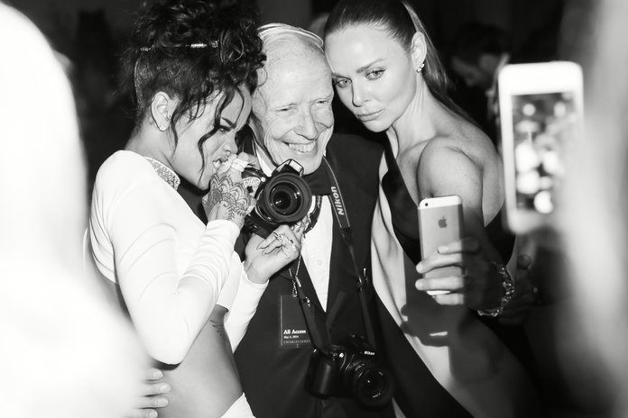 NYC Honours Bill Cunningham - And Makes Our Heart Soar