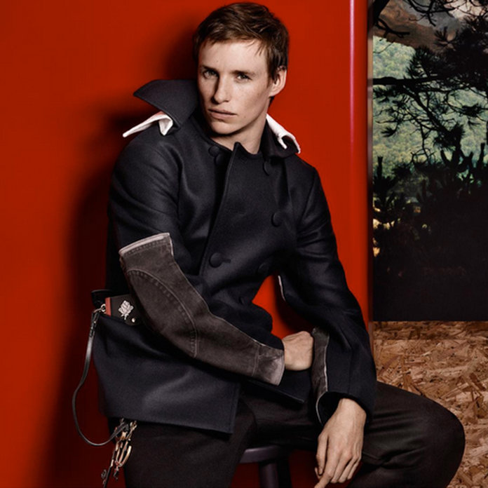 Eddie Redmayne For Prada + 18 Other Tumblr-Worthy Actors Turned Models