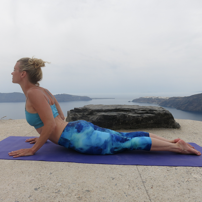 And, Breathe... 3 Yoga Poses To Help Combat PMS
