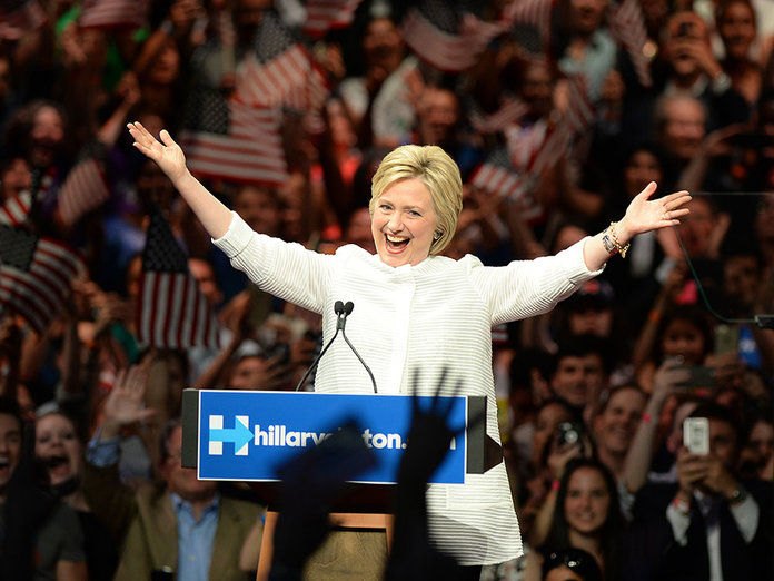 17 Feminist Hillary Clinton Quotes That Make Us Happy About This 'Milestone'