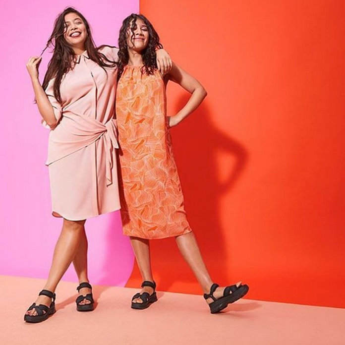 Naomi Shimada On How To Wear Summer Dresses (Whatever Your Size)