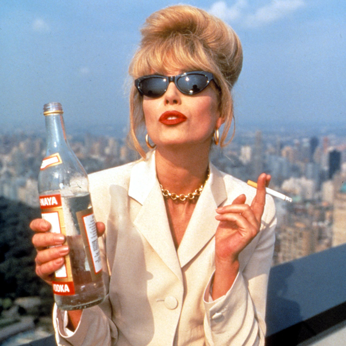 7 Times Patsy From Ab Fab Was Our Total Tinder Hero