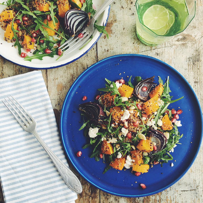 How To Make The Ultimate Summer Quinoa Salad (+ It's Gluten Free!)