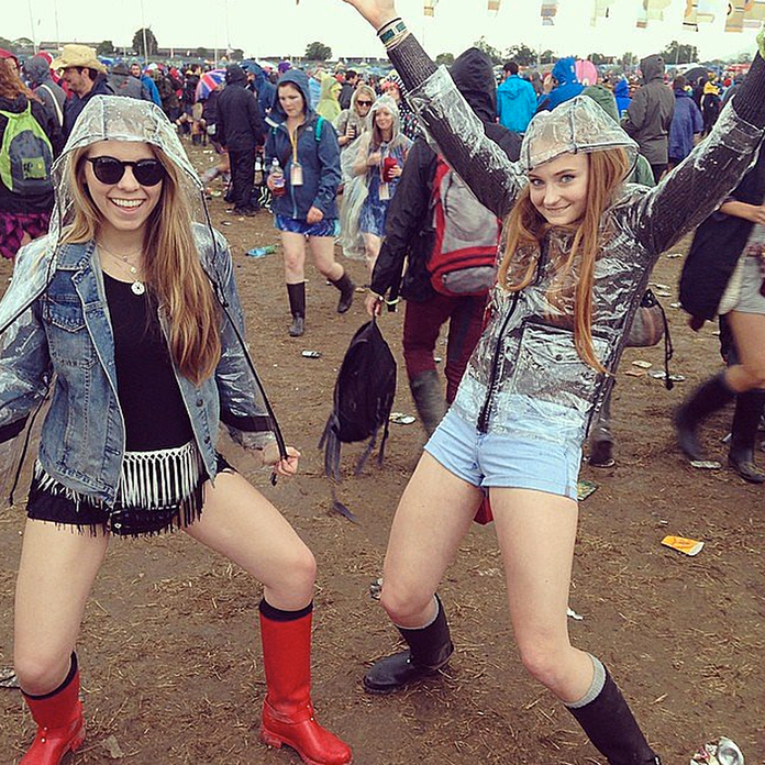 Off To A Festival? Here's How To Rain-Proof Your Swag (Just In Case...)